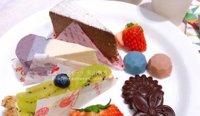基本のローチョコセミナー♪:千葉県市川市のロースイーツ教室