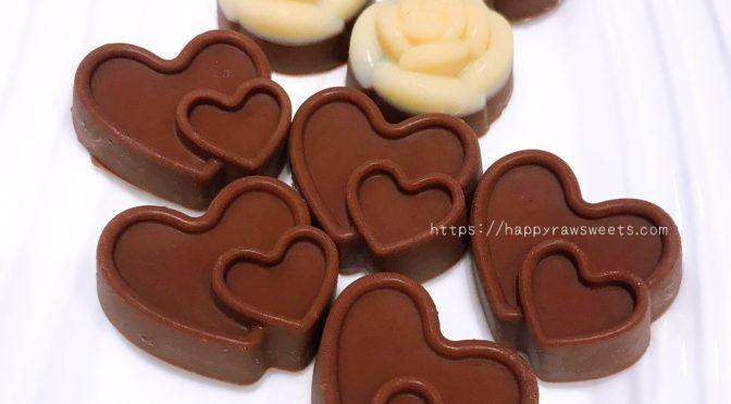 Rawミルクチョコセミナー開催♪:千葉県市川市のロースイーツ教室